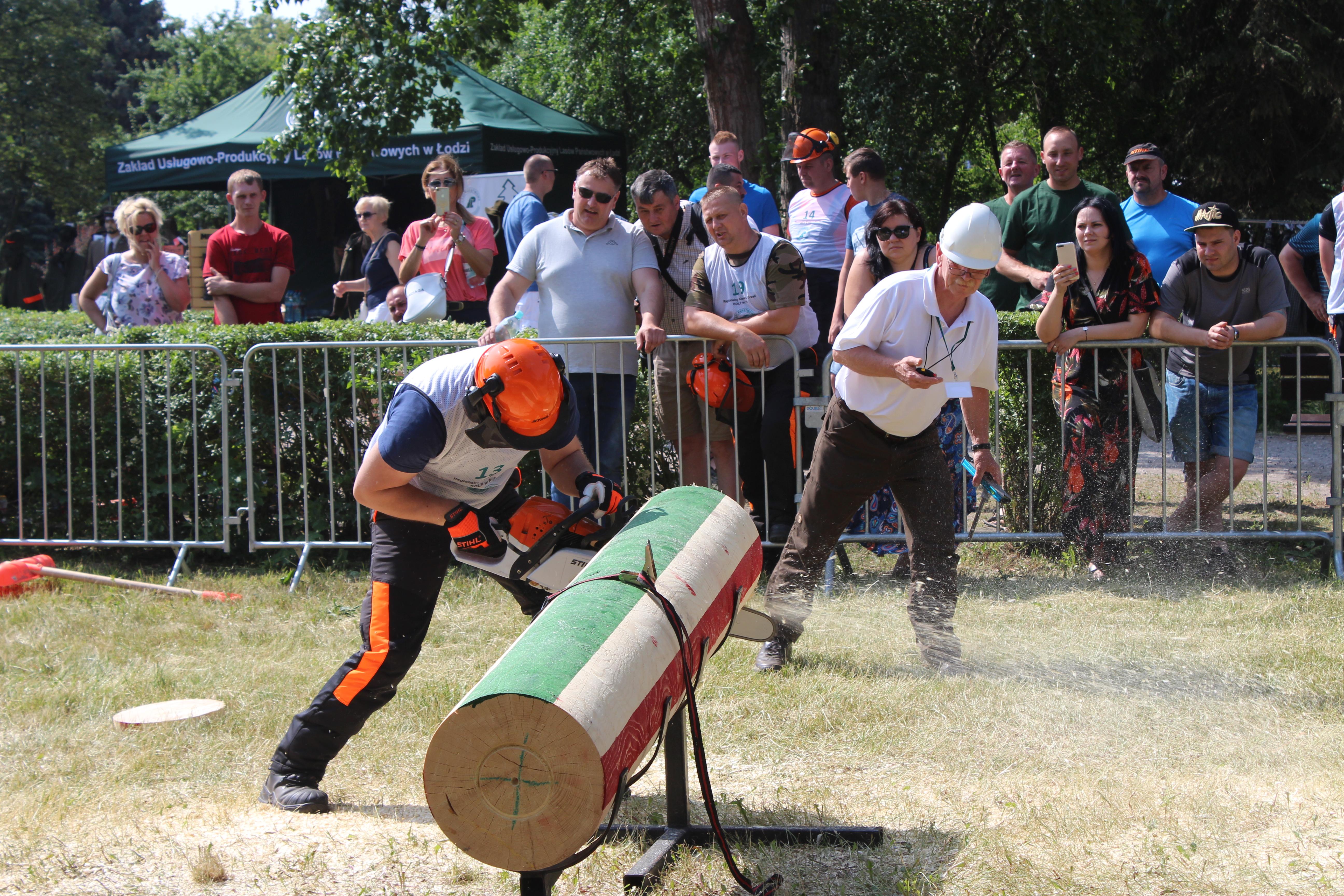 V Regionalny Konkurs Drwali w Pile