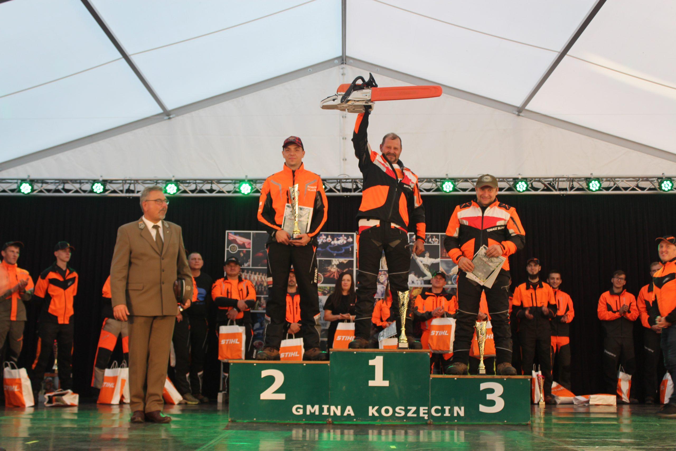 Mistrzostwa Polski Drwali 2021